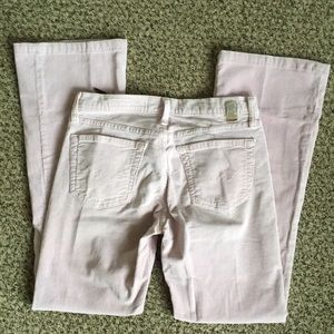 AG The Angel corduroys / light pink / Size 28